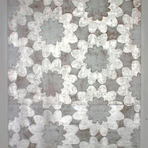 Silverleaves. B: 246 cm H: 327 cm. 2002. Foto: Fidel Korda