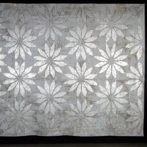 Silverleaves. B: 305 cm H: 244 cm. 2006
